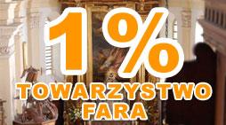 1% podatku - Towarzystwo Fara